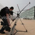 video production wuhan construction factory