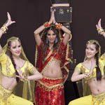 India dancer
