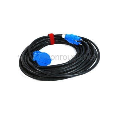 10A Power Extension Cord, 5m