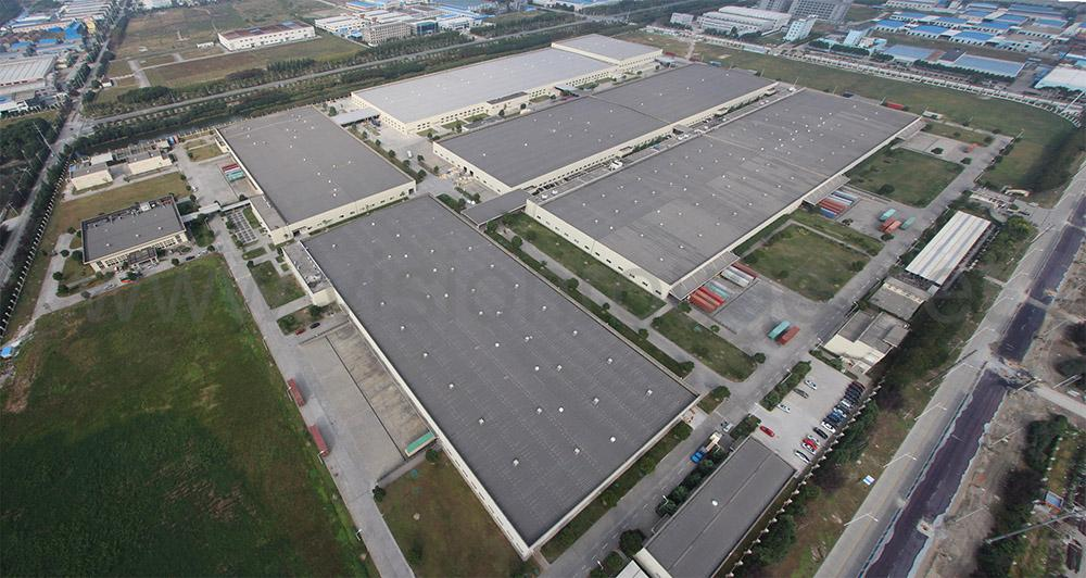 Aerial picture service, site survey in China