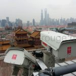 time-lapse construction in China
