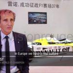 renault AutoShow Beijing videographer