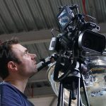 hire video crew for robotic movie in Shanghai