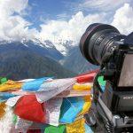 drone a louer au Tibet