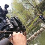 c300 shooting a guest on the lake