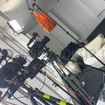 2 camera office setup