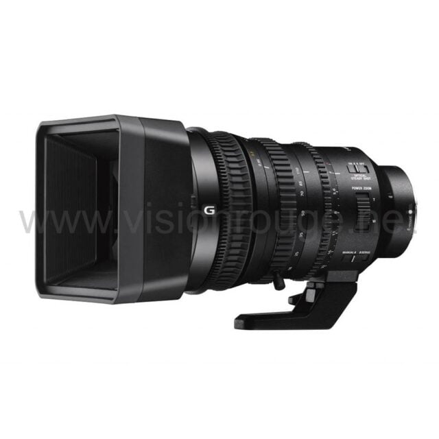 hire Sony cine lens to rent in China and HK