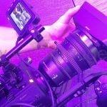 camera operator shanghai AutoShow