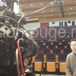 Need to hire an audio tech or grip in Shanghai for a educational movie at the university