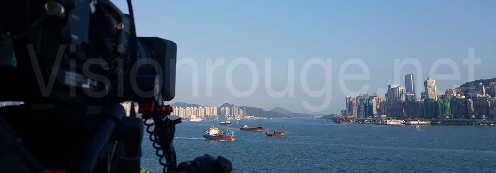 Looking for a camera team to film corporate Interviews in Hong Kong