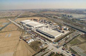 UAV drone service photography Aerial warehouse shanghai picture pilot freelancer