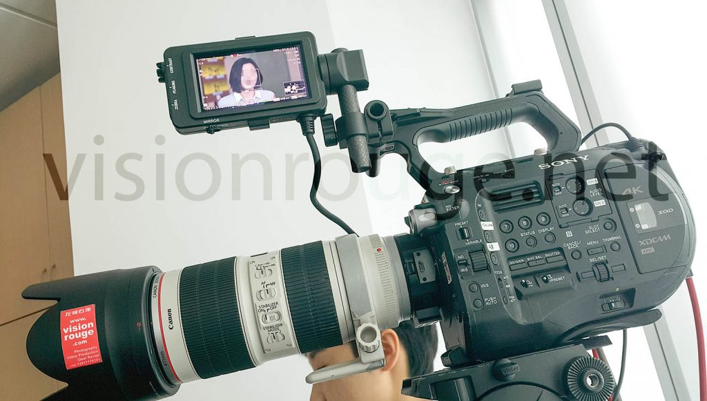 shanghai-videographer-to-hire-corporate-lens-support-sony-fs7mark-II-metabone-70-200