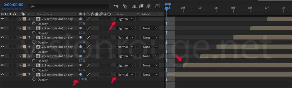 How to de-flicker long term time lapse pictures for smooth video