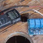relay board hack intervalometer